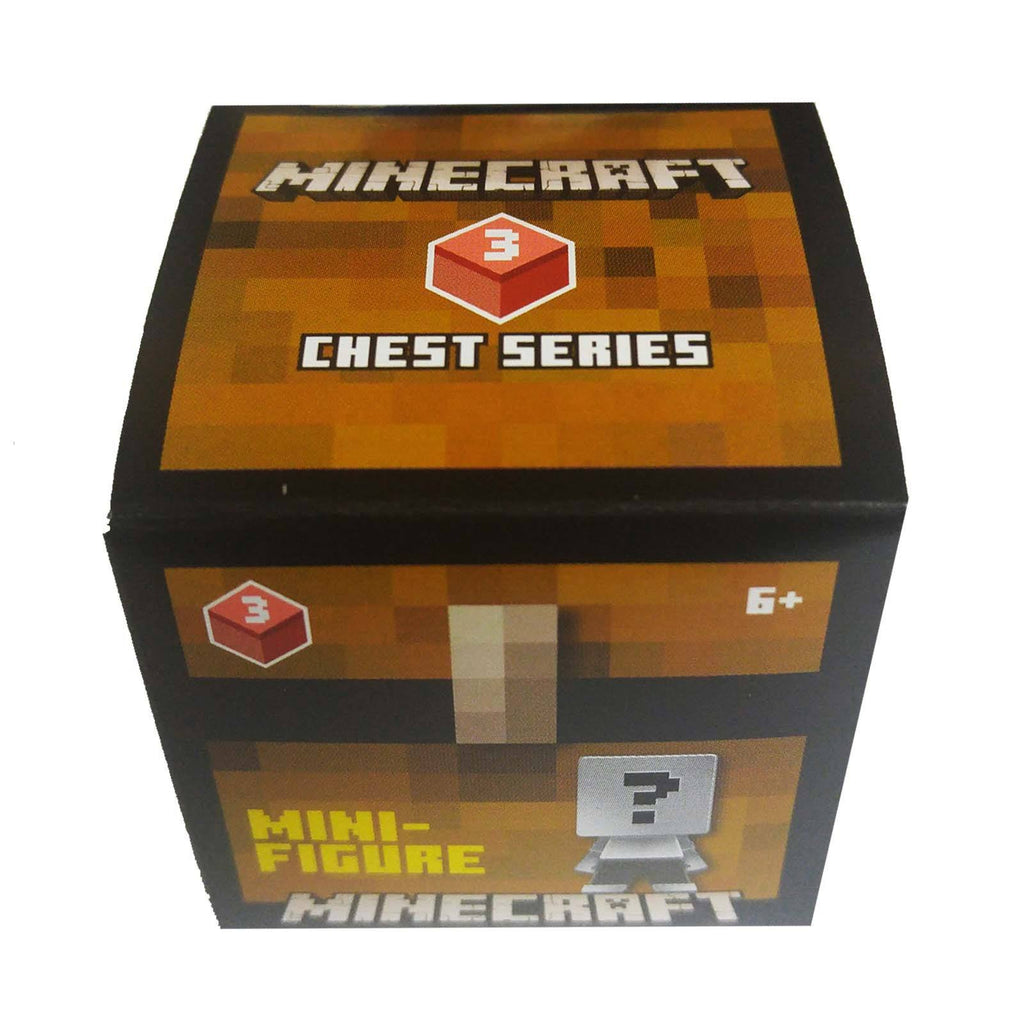 Minecraft Chest Series 3 Blind Box Mini Figure