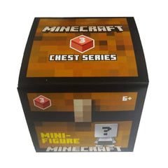 Blind Boxed Mystery Figures - Minecraft Chest Series 3 Blind Box Mini Figure