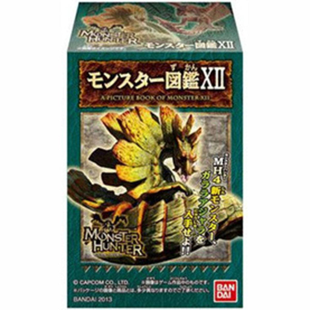 Monster Hunter Encyclopedia 12 Blind Box Action Figure - Radar Toys