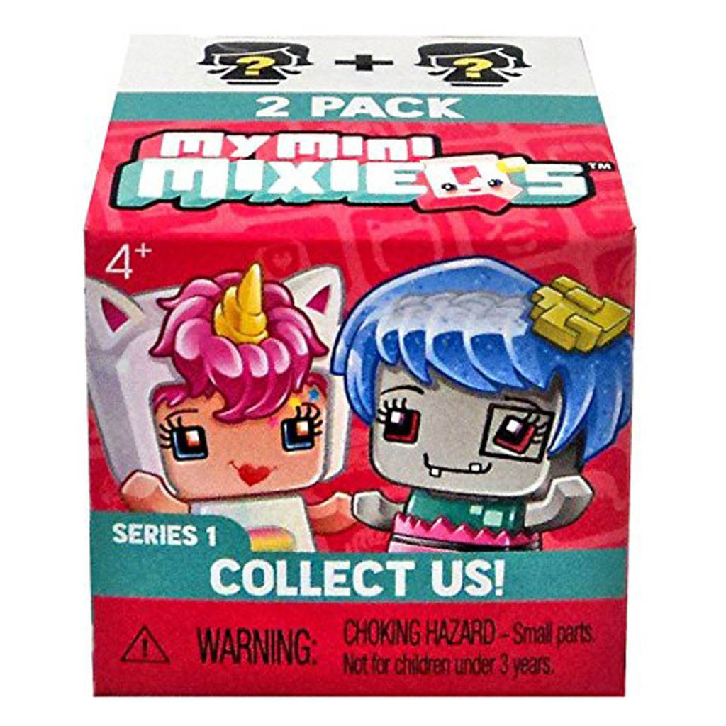 My Mini MixieQ's Series 1 Blind Box Figures 2 Pack