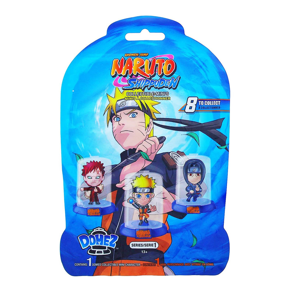 Naruto Shippuden Domez Series 1 Blind Bag Mini Figure