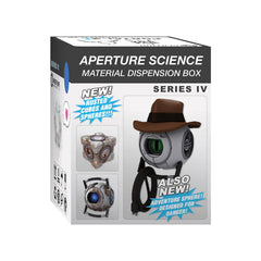 NECA Portal 2 Series IV Blind Booster Box Mini Figure