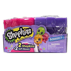 Shopkins Season 7 1 Blind Box With 2 Shopkins Figures