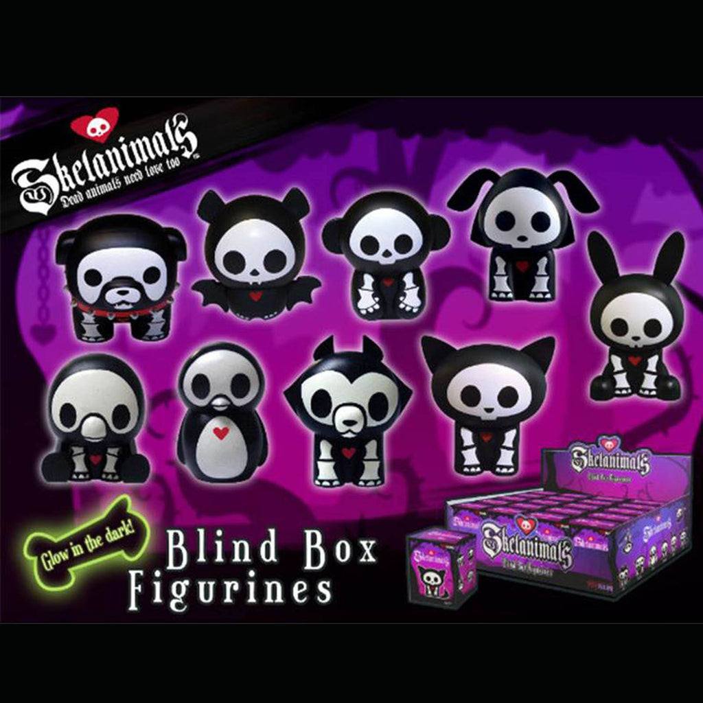 Skelanimals Mini Blind Box Figure - Radar Toys