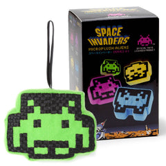 Space Invaders Series 1 Aliens Blind Box Micro Plush Figure - Radar Toys
