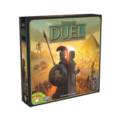 Board Games - 7 Wonders Duel The Card Game