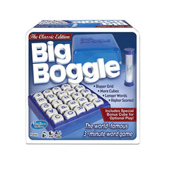 Board Games - Big Boggle The Word Game