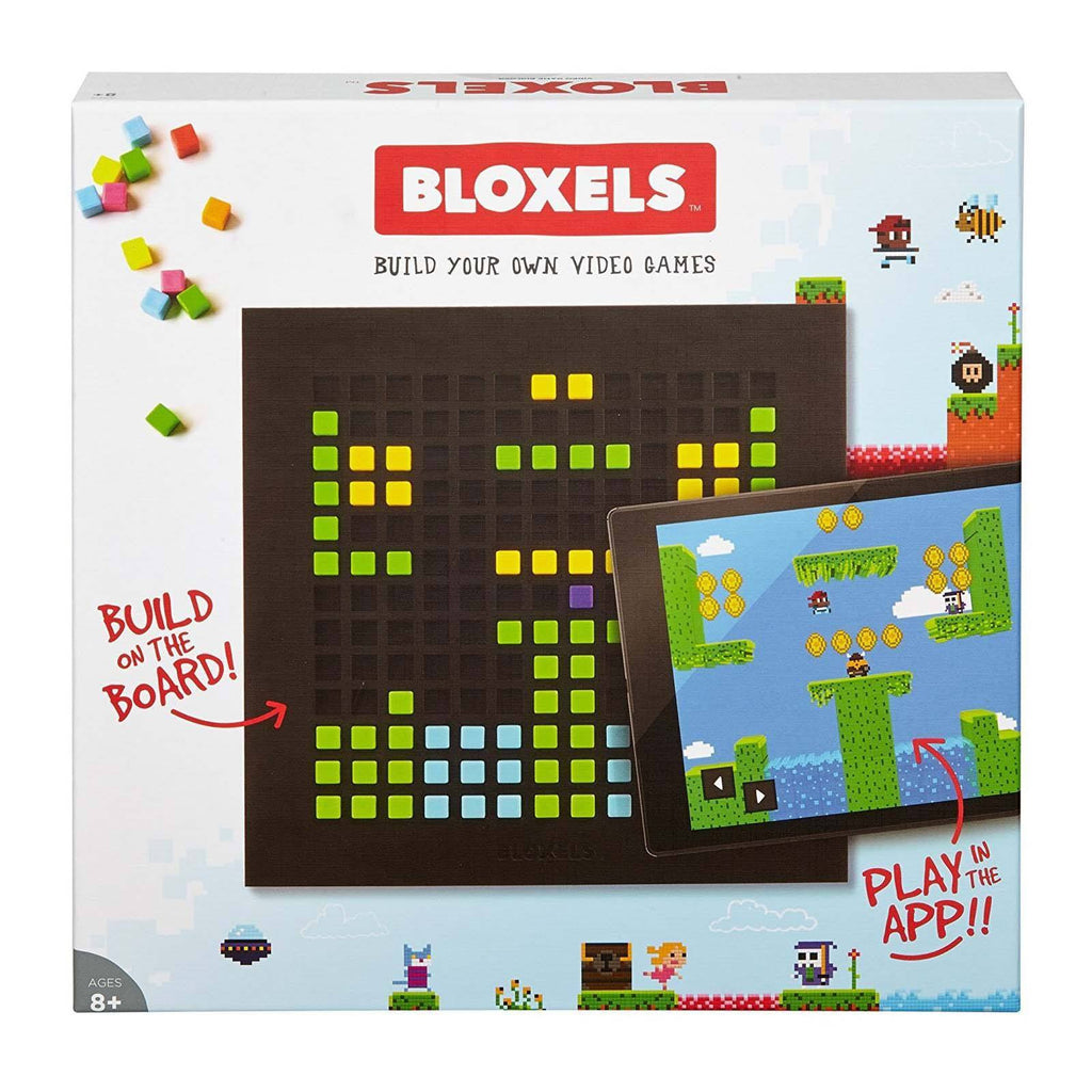 Bloxels Build Your Own Video Games Starter Set