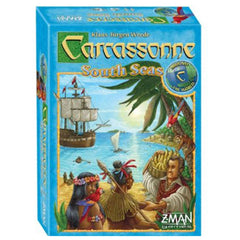 Carcassonne South Seas The Board Game - Radar Toys