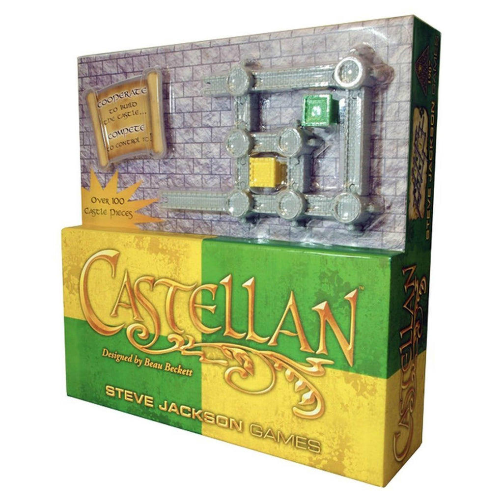 Castellan International The Link Building Game