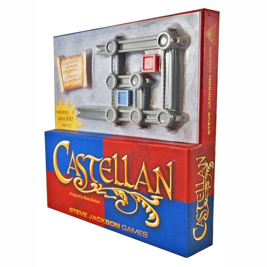 Castellan The Link Building Game