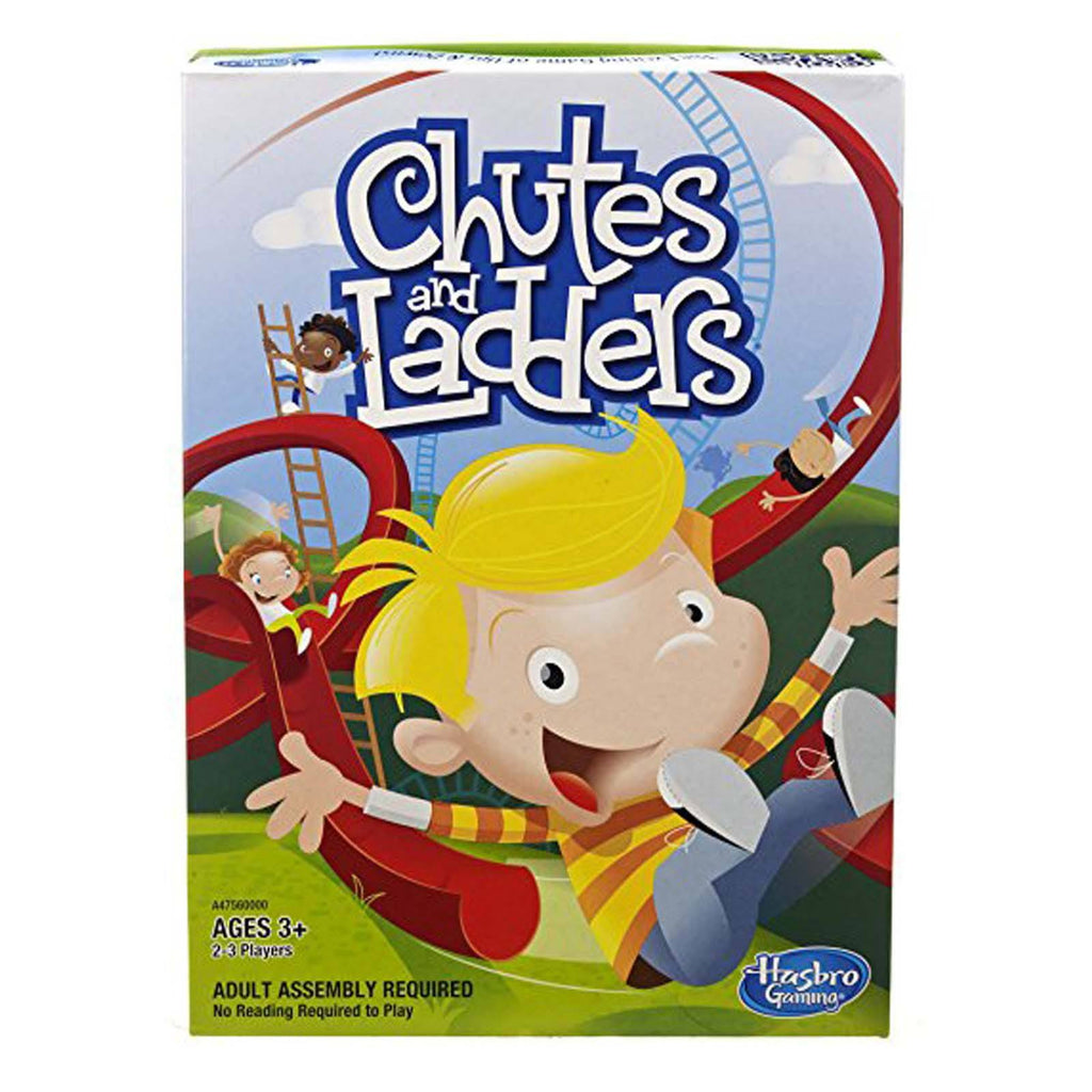 Chutes And Ladders The Board Game