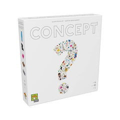 Board Games - Concept The Game