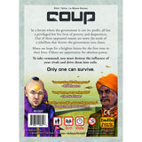 Board Games - Coup The Dystopian Card Game