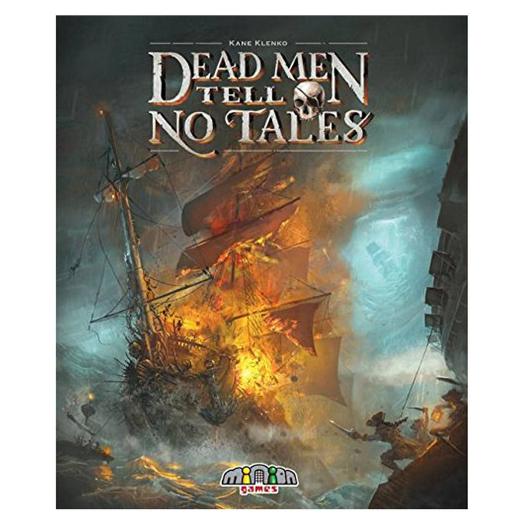 Dead Men Tell No Tales The Board Game
