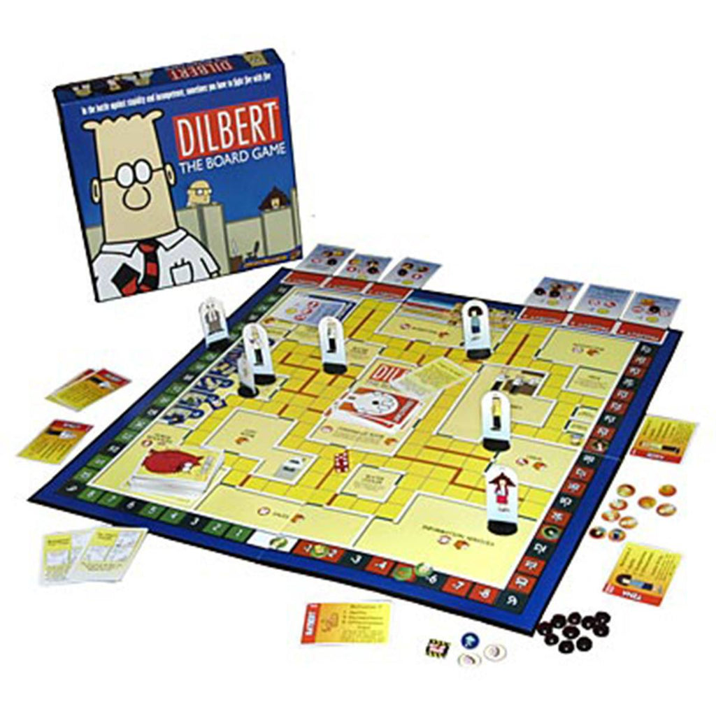 Dilbert The Board Game - Radar Toys