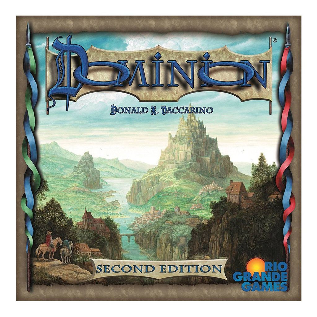 Board Games - Dominion The Board Game