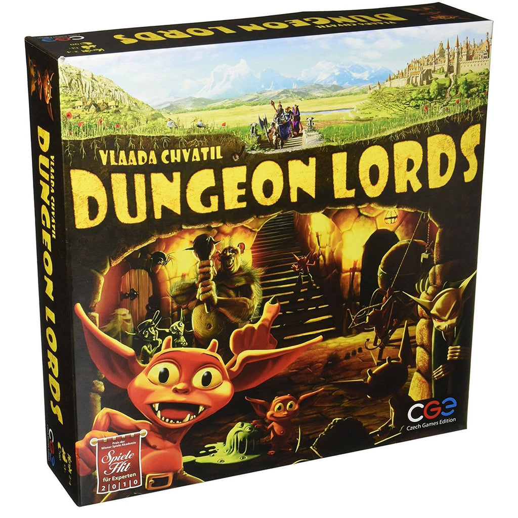 Dungeon Lords The Board Game