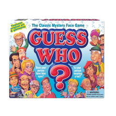 Board Games - Guess Who The Game