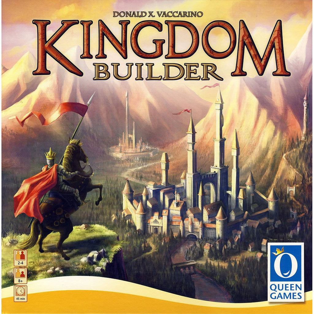 Kingdom Builder The Board Game