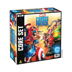 Board Games - Marvel Crisis Protocol Miniatures Game