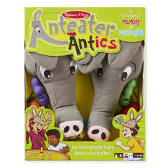 Board Games - Melissa And Doug Anteater Antics The Memory Game