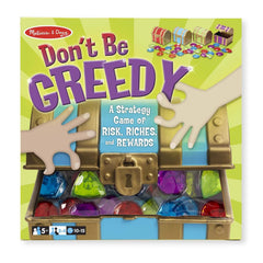 Board Games - Melissa And Doug Don't Be Greedy The Game
