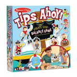 Board Games - Melissa And Doug Tips Ahoy! The Pirate Ship Balance Game