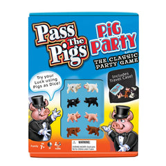Board Games - Pass The Pigs Pig Party Edition Dice Game