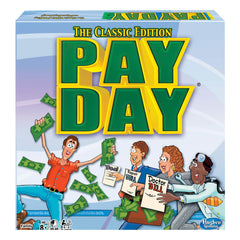 Board Games - Pay Day Classic The Game