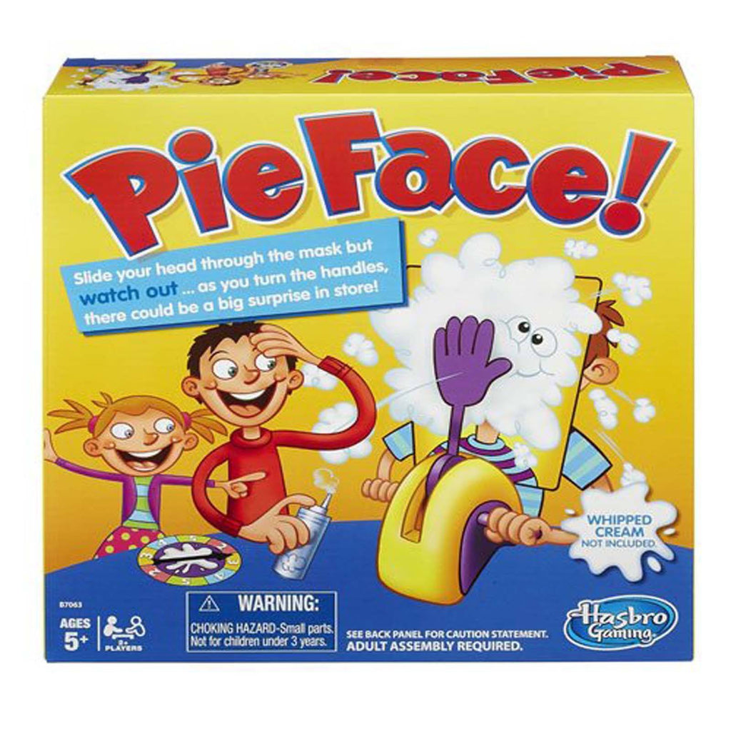 Pie Face! The Game