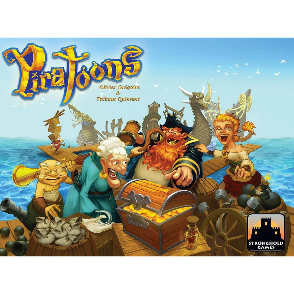 Piratoons The Board Game