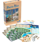 Board Games - Puerto Rico The Board Game