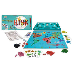 Board Games - Risk 1959 The Board Game