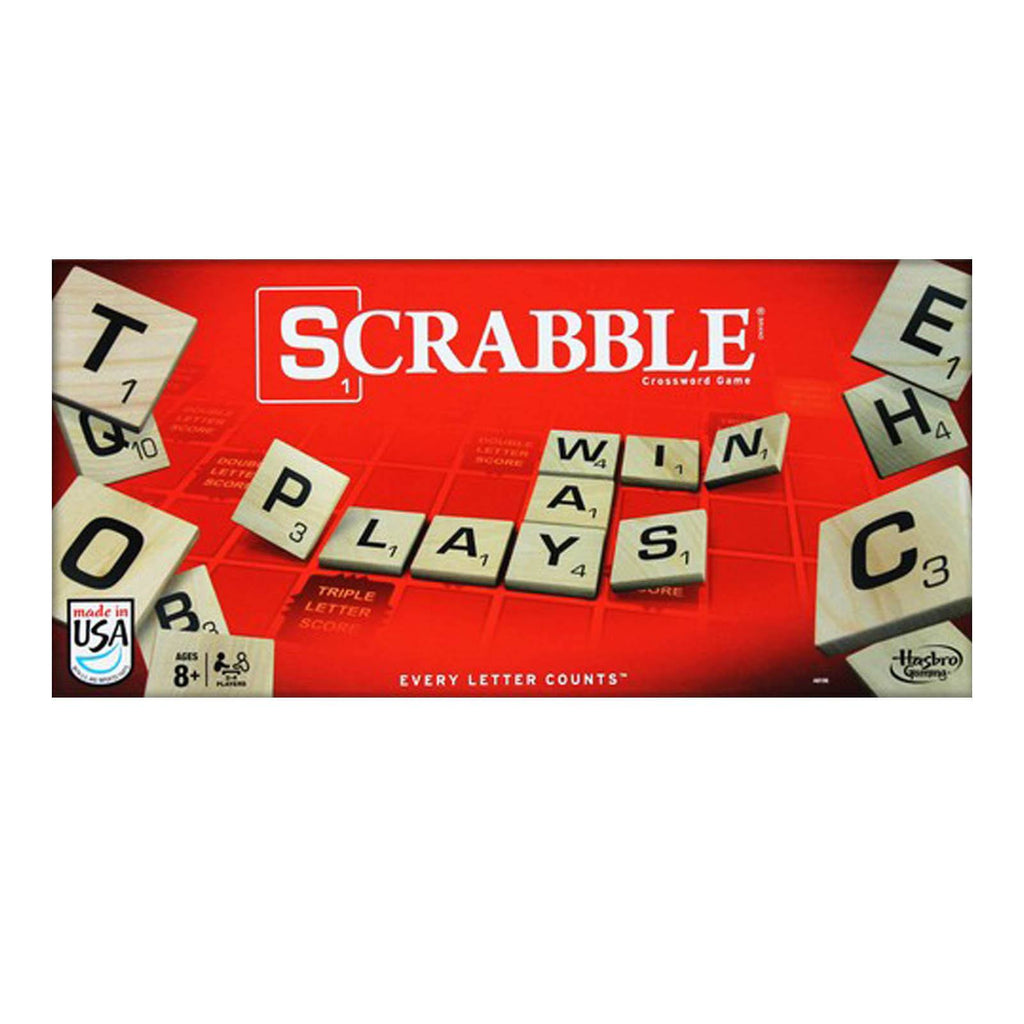 Scrabble The Crossword Game