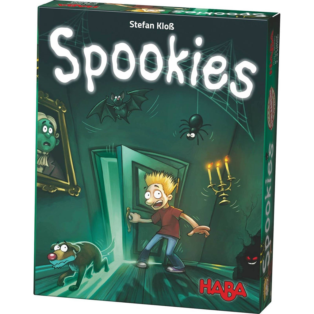 Spookies The Board Game