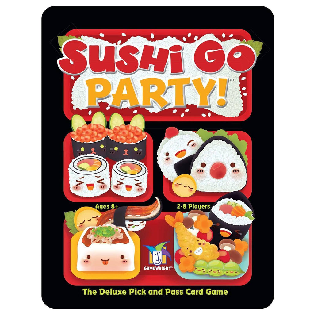 Sushi Go Party The Board Game