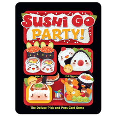 Board Games - Sushi Go Party The Board Game