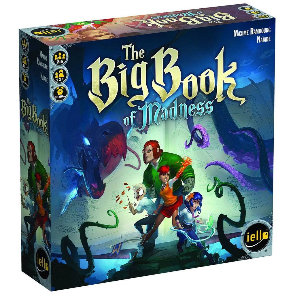 The Big Book Of Madness The Board Game