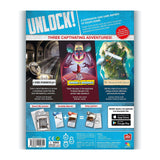 Board Games - Unlock Set Of 3 Escape Adventures