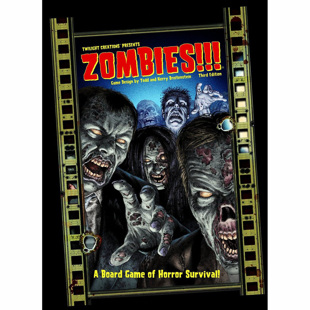 Zombies!!! The Board Game Third Edition