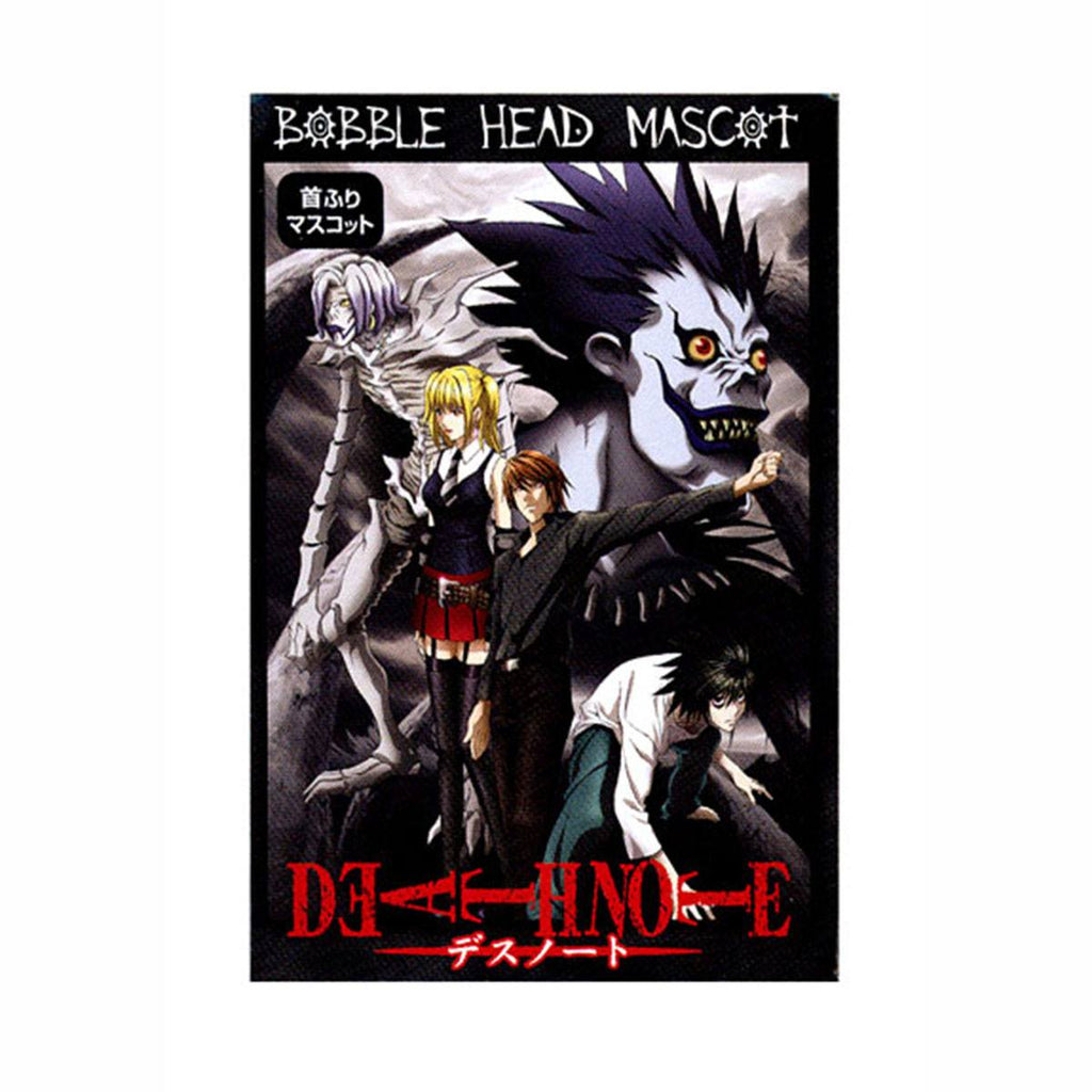 Death Note Blind Box Mystery Figures Japanese Import Toy