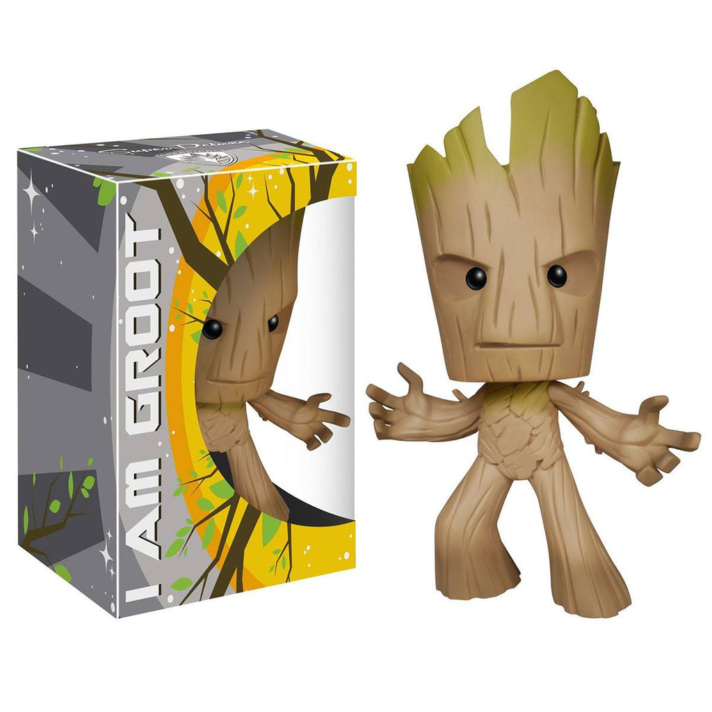 Guardians of the Galaxy Super Deluxe Groot Vinyl Sugar Figure