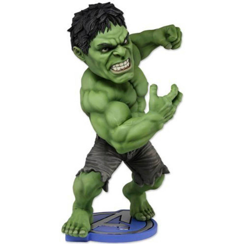 Marvel Avengers The Hulk Headknocker Bobble Head Figure