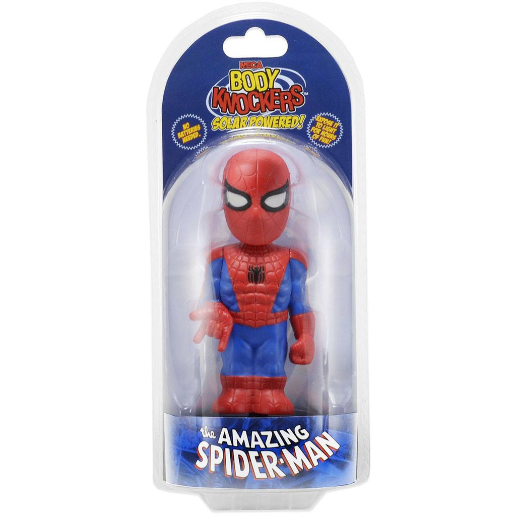 Marvel Body Knocker Spiderman Figure