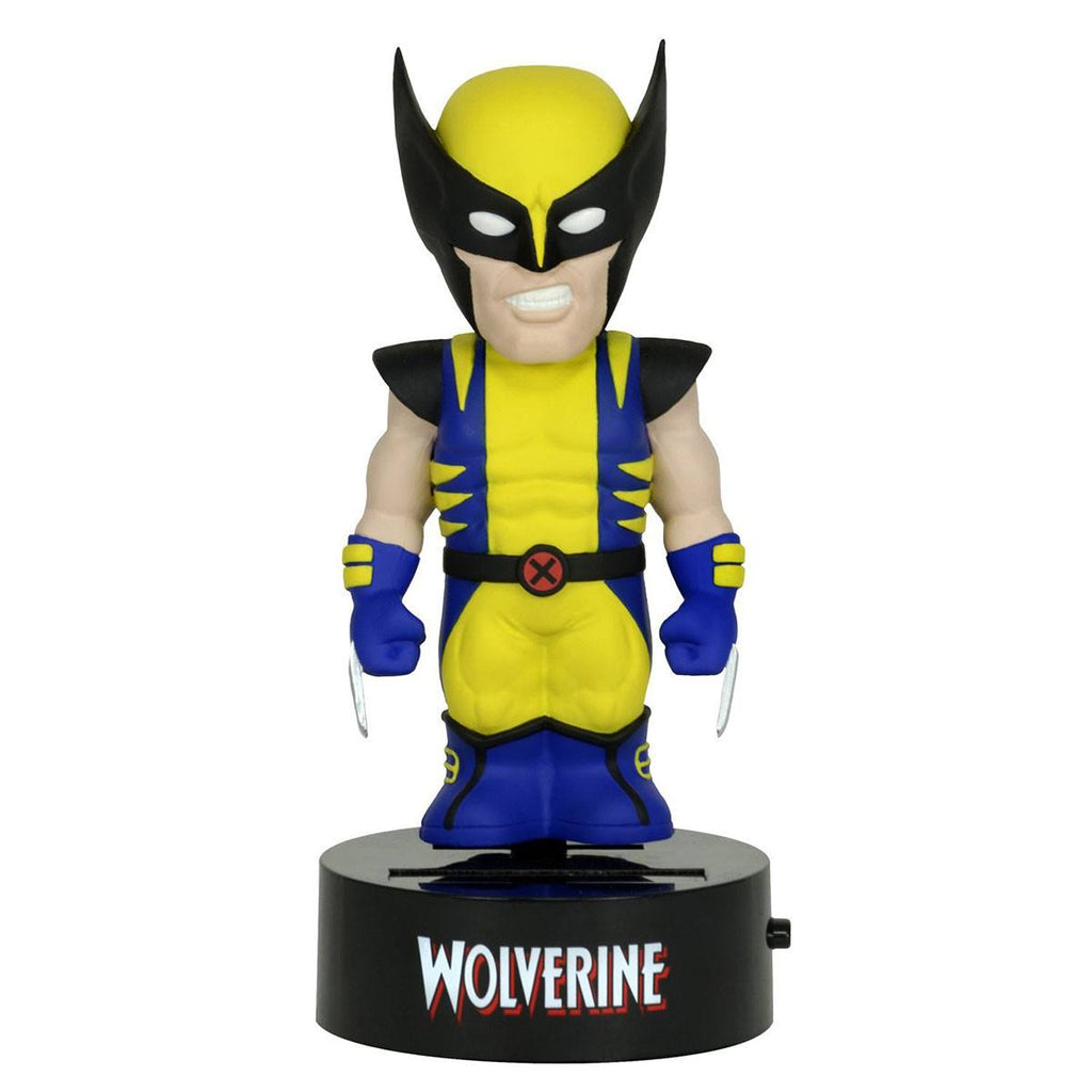 Marvel Body Knocker Wolverine Figure - Radar Toys