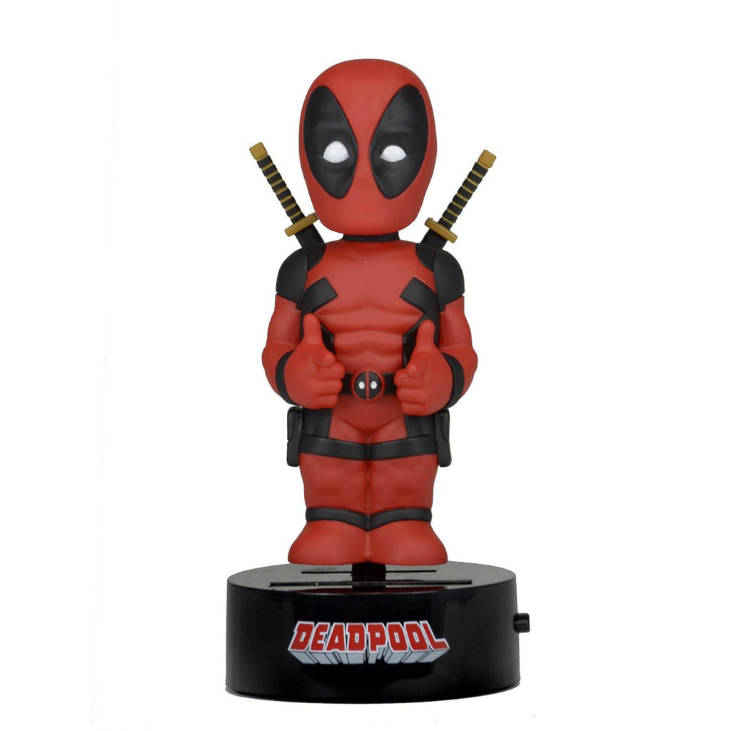 NECA Marvel Body Knocker Deadpool Figure