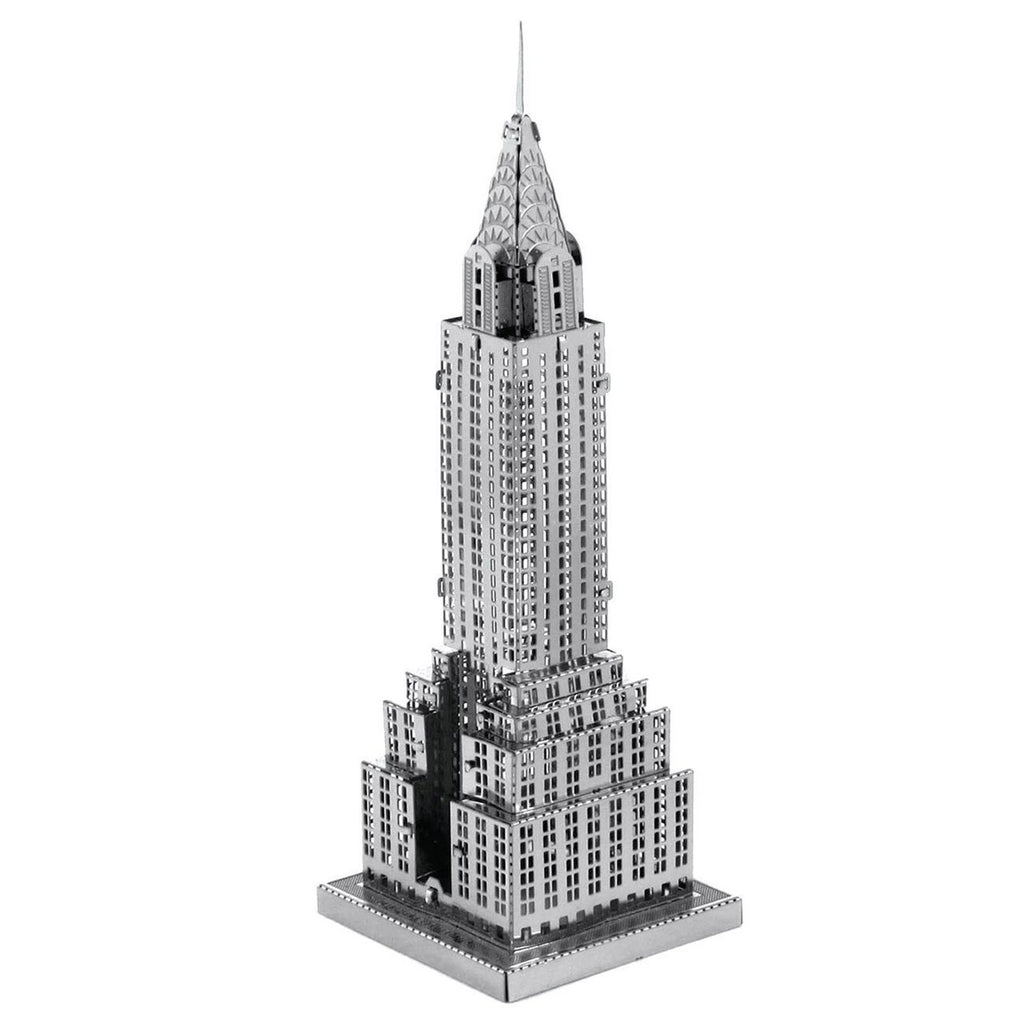 Metal Earth Chrysler Building Model Kit