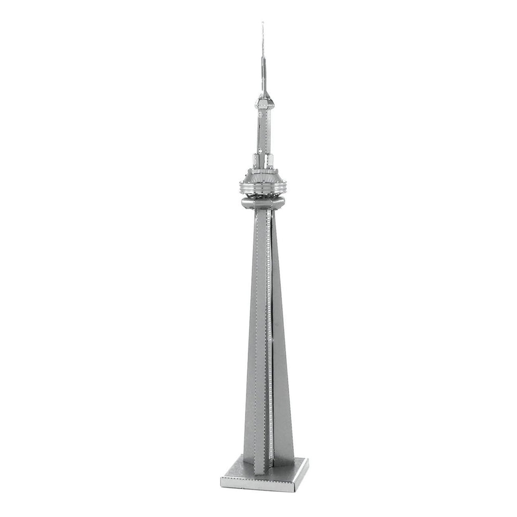 Metal Earth CN Tower Model Kit