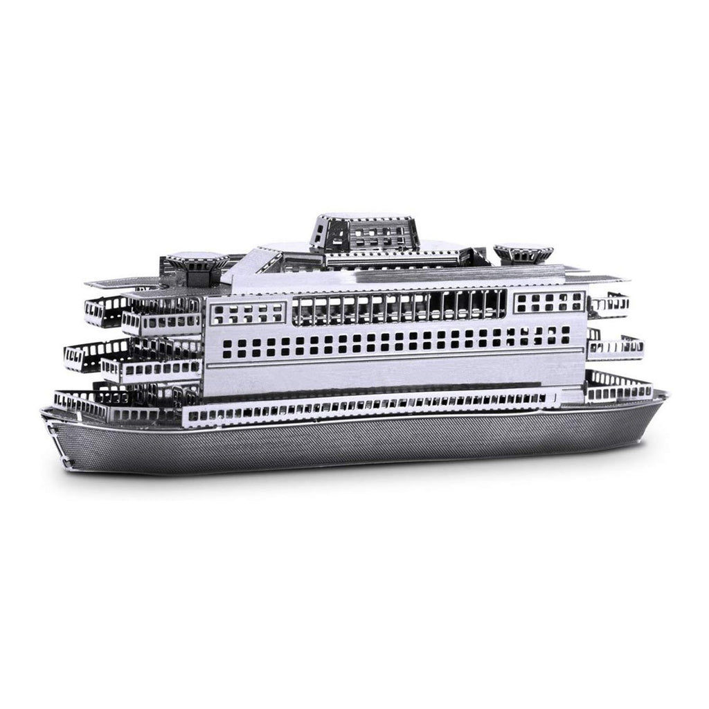 Metal Earth Commuter Ferry Boat Model Kit